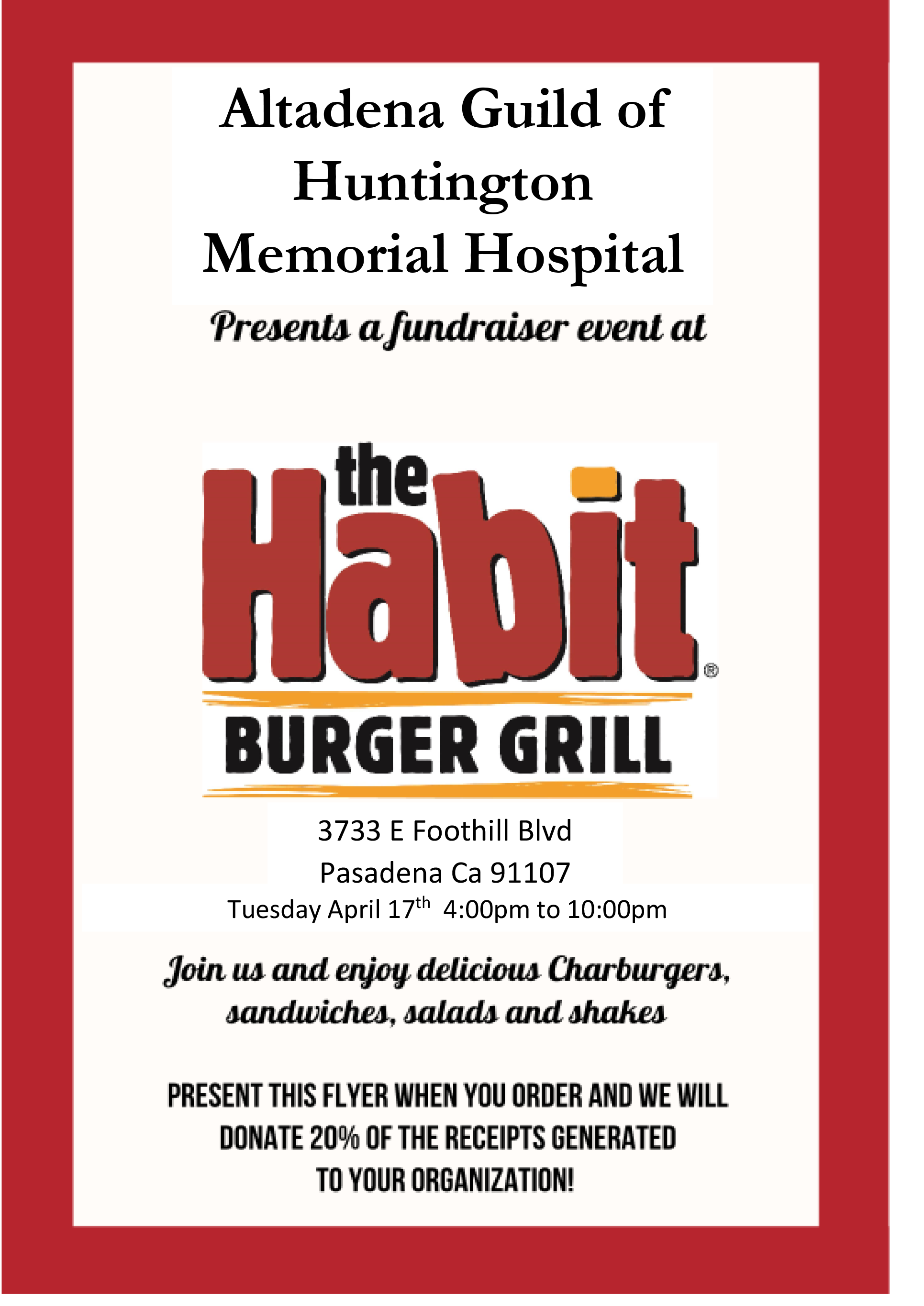 the Habit Flyer